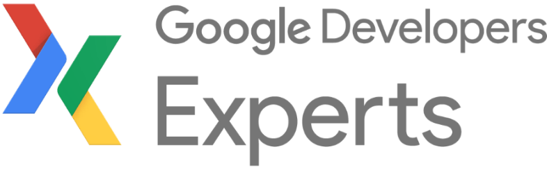 Logo Google Developpers Experts