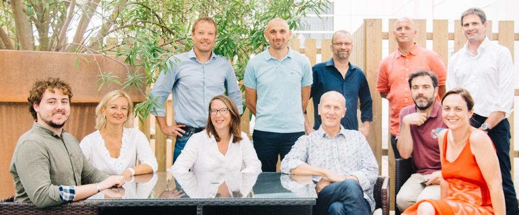 Groupe des Sprint Mentors Experteez