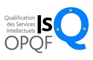Logo du label Qualité OPQF