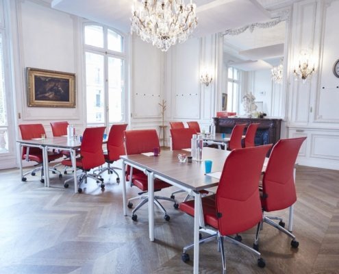Salle de travail ChateauForm