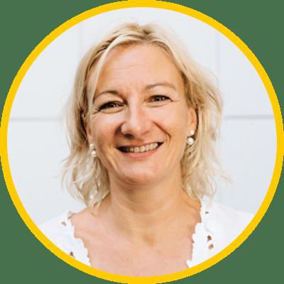 Portrait de Laure Lepercq, Mentor d'Experteez